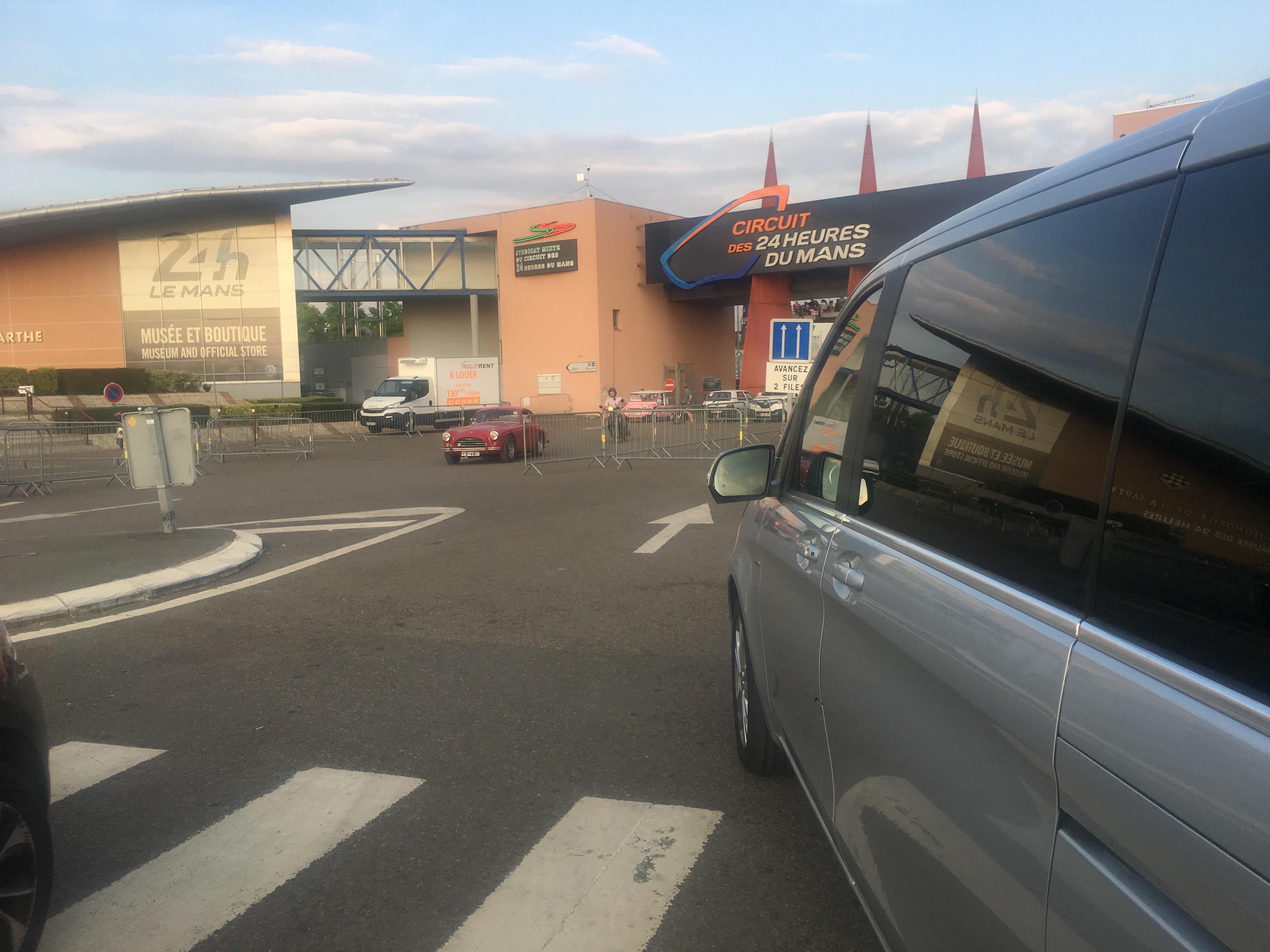 Un été sur les routes de France