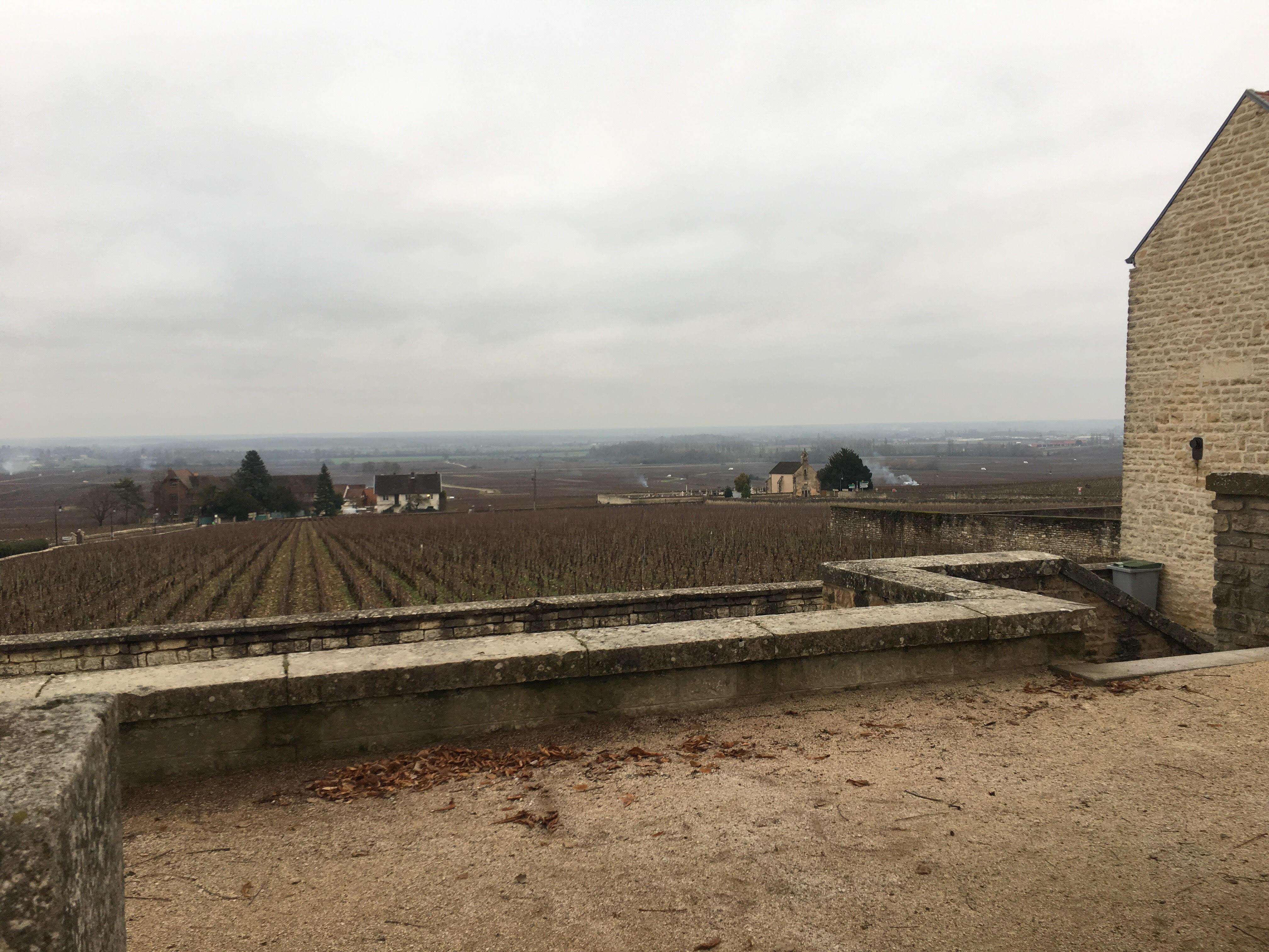 Rouen vers Lyon avec étape en Bourgogne