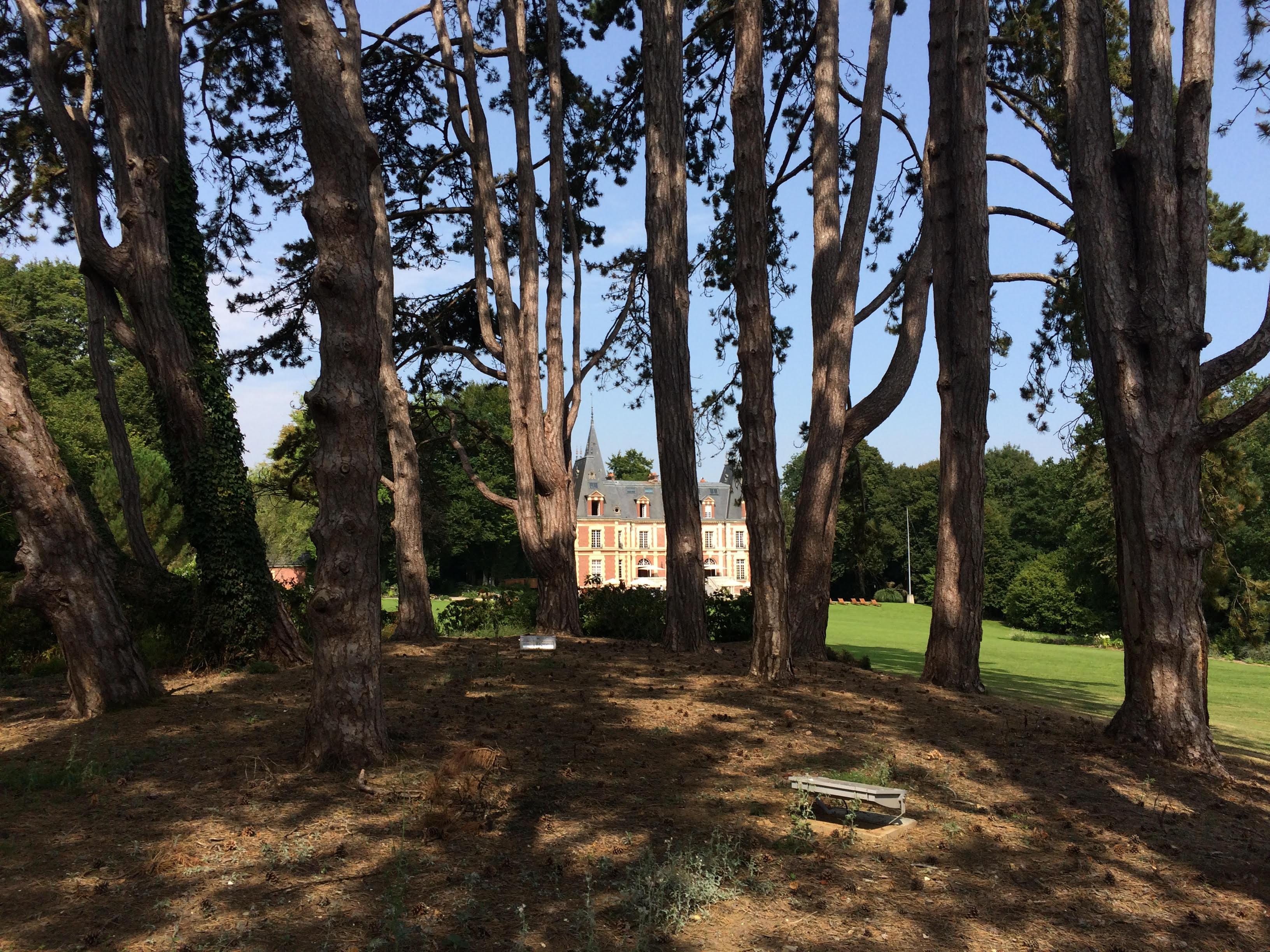 Mariage au château de Belmesnil