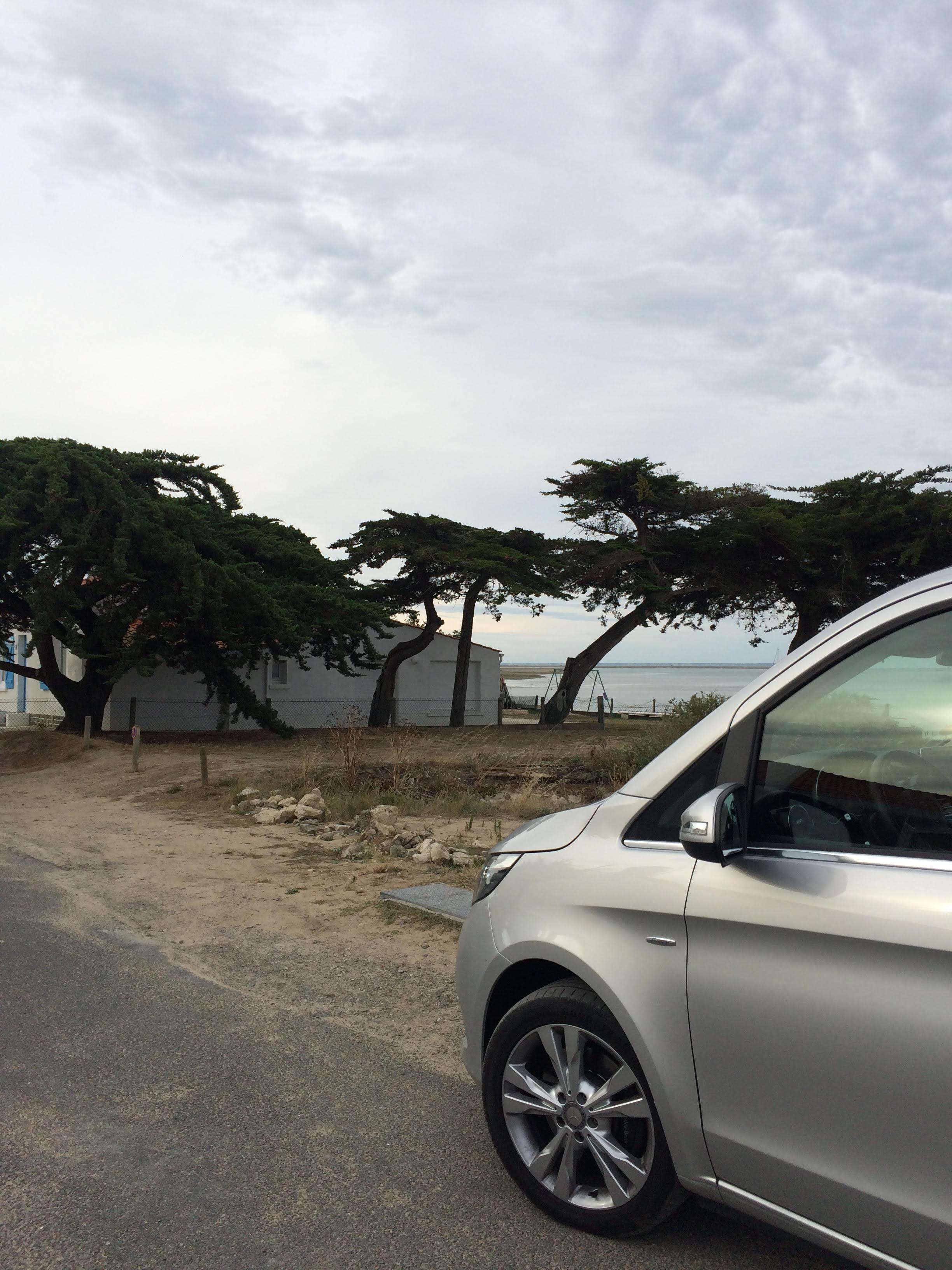 Imbleville vers l'Île de Noirmoutier
