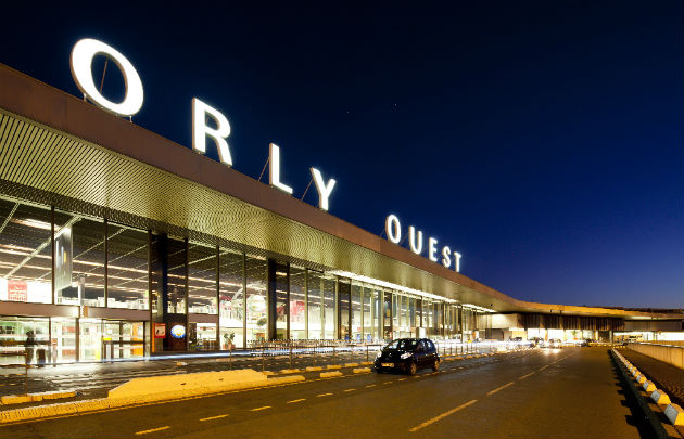 Le Havre vers Orly Ouest