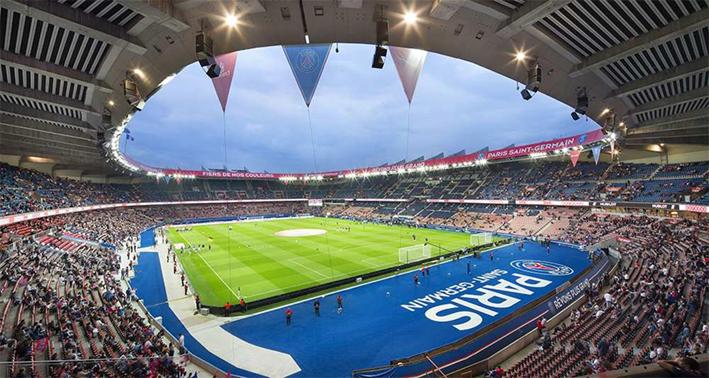 Soirée Ligues des Champions pour le match PSG / Real de Madrid