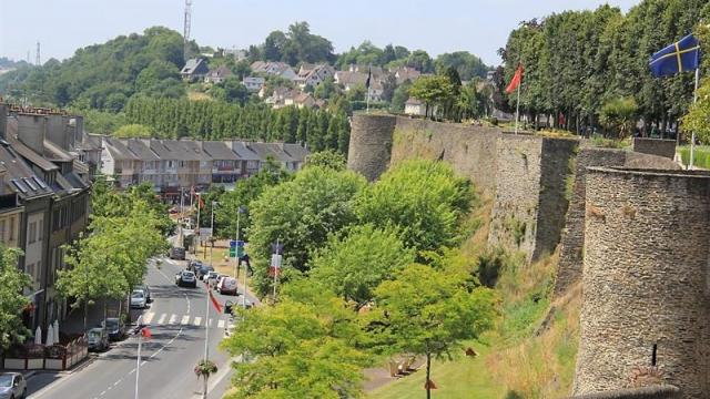 Rouen, St Lo, Cherbourg