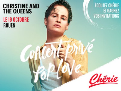 Christine & the Queens à Maromme